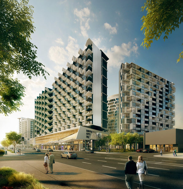 South City Square: A Discussion On Large-Scale Projects And Urban Regeneration