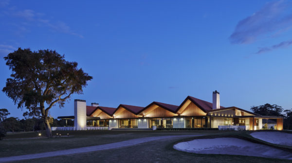 Pellicano build the new Huntingdale Golf Club