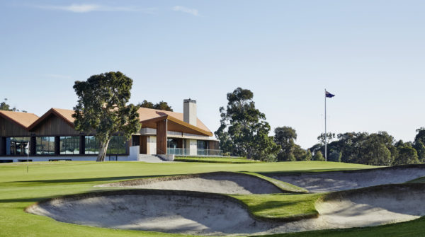 Only your golf can let you down at Huntingdale