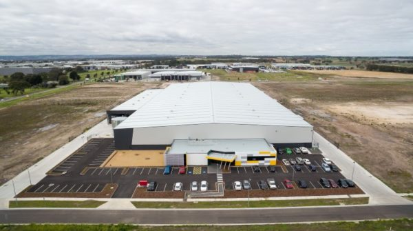 Cyclone blows into Pellicano's Innovation Park