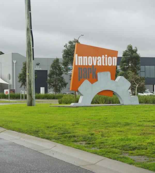 Pellicano sells last lot at Innovation Park