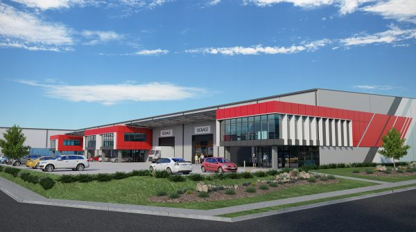 Property group Pellicano has kicked off work on the next stages of its Connexion Industrial Park and Parkwest Estate