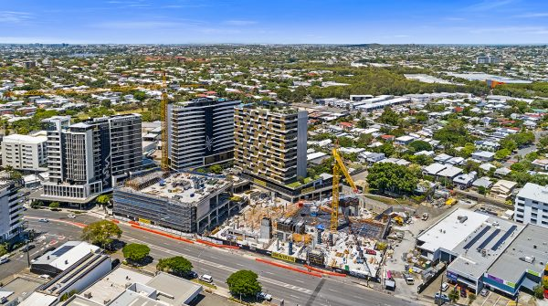 More than $2bn worth of projects from major developers revitalises Woolloongabba